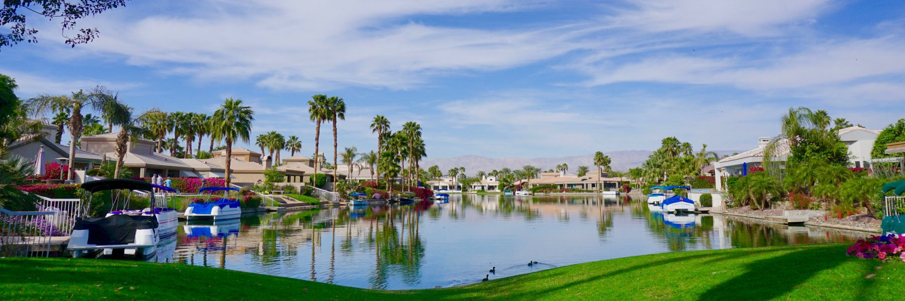 Lake La Quinta is a community of homes in La Quinta California