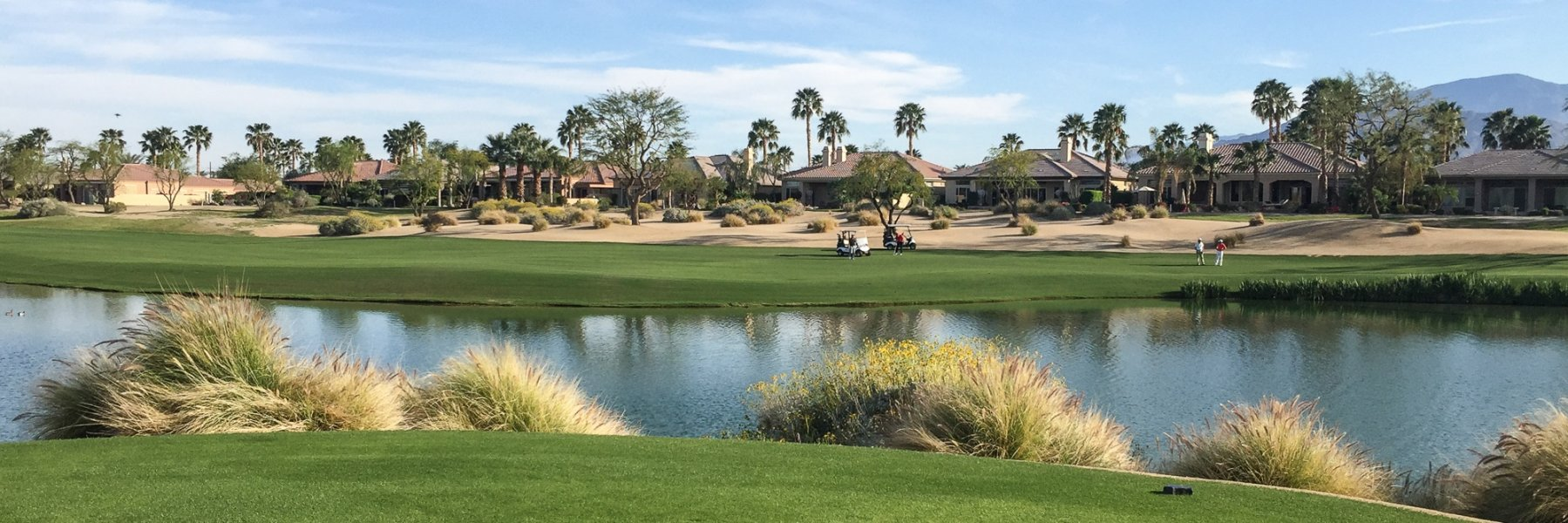 PGA West Greg Norman is a community of homes in La Quinta California