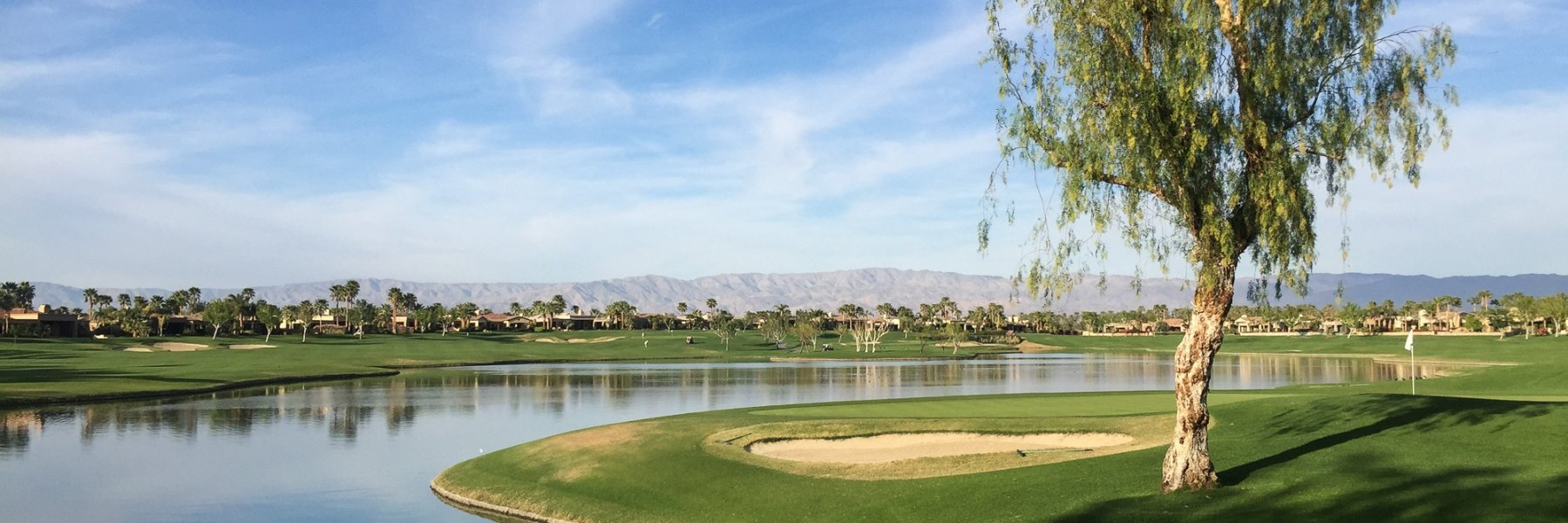 PGA West Legends is a community of homes in La Quinta California