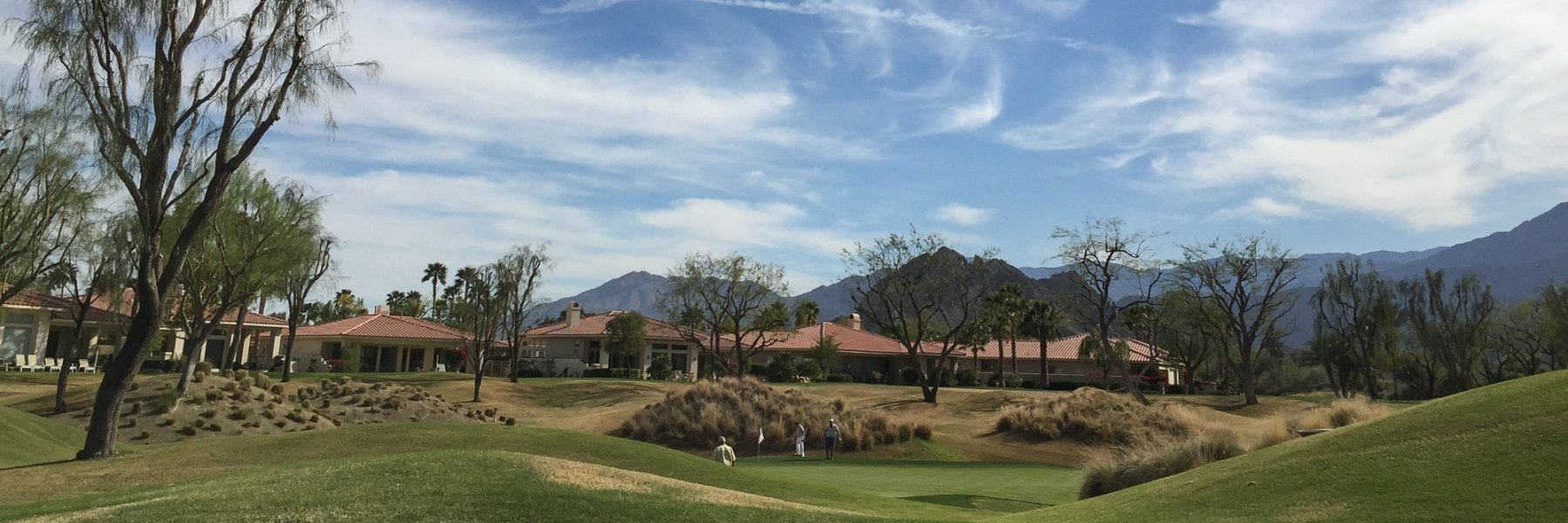 PGA West Nicklaus Private is a community of homes in La Quinta California