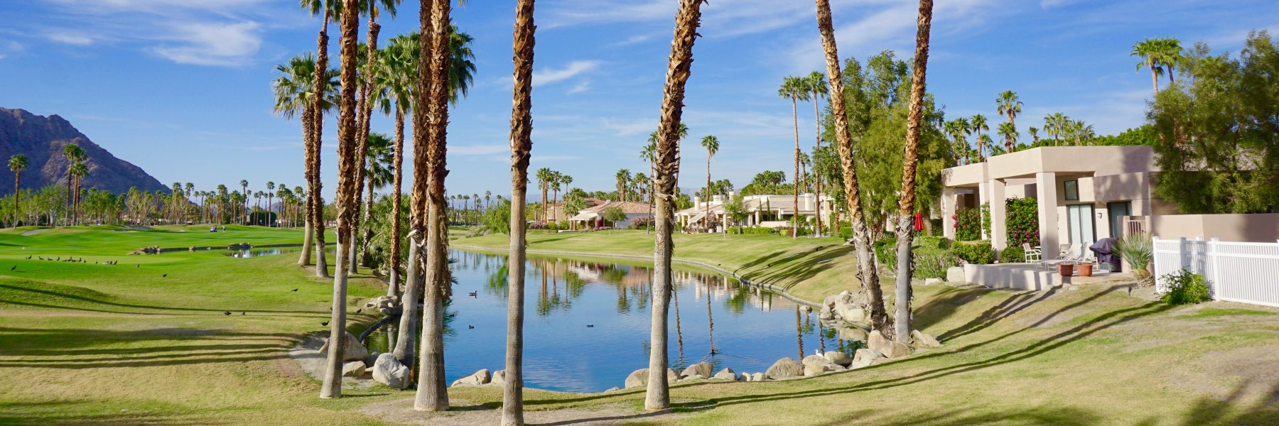 PGA West Nicklaus Tournament is a community of homes in La Quinta California