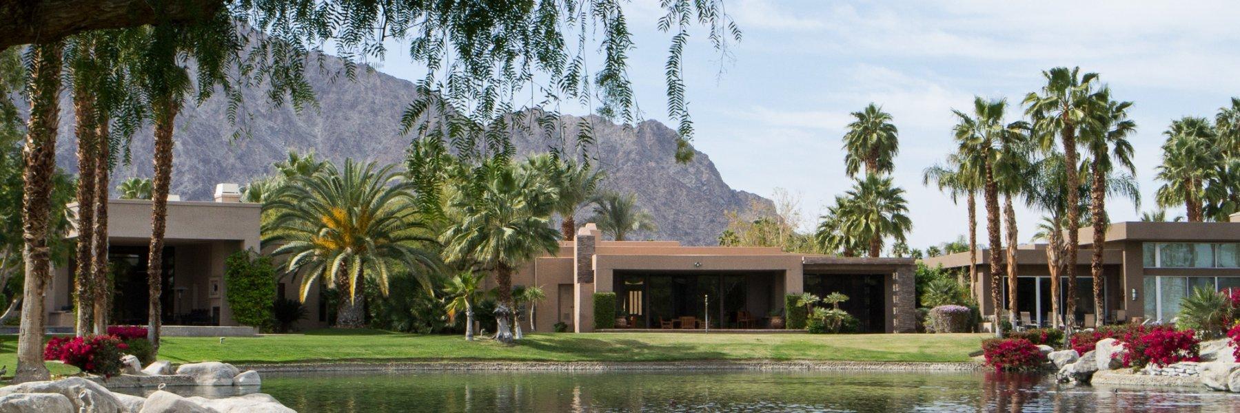PGA West Stadium is a community of homes in La Quinta California