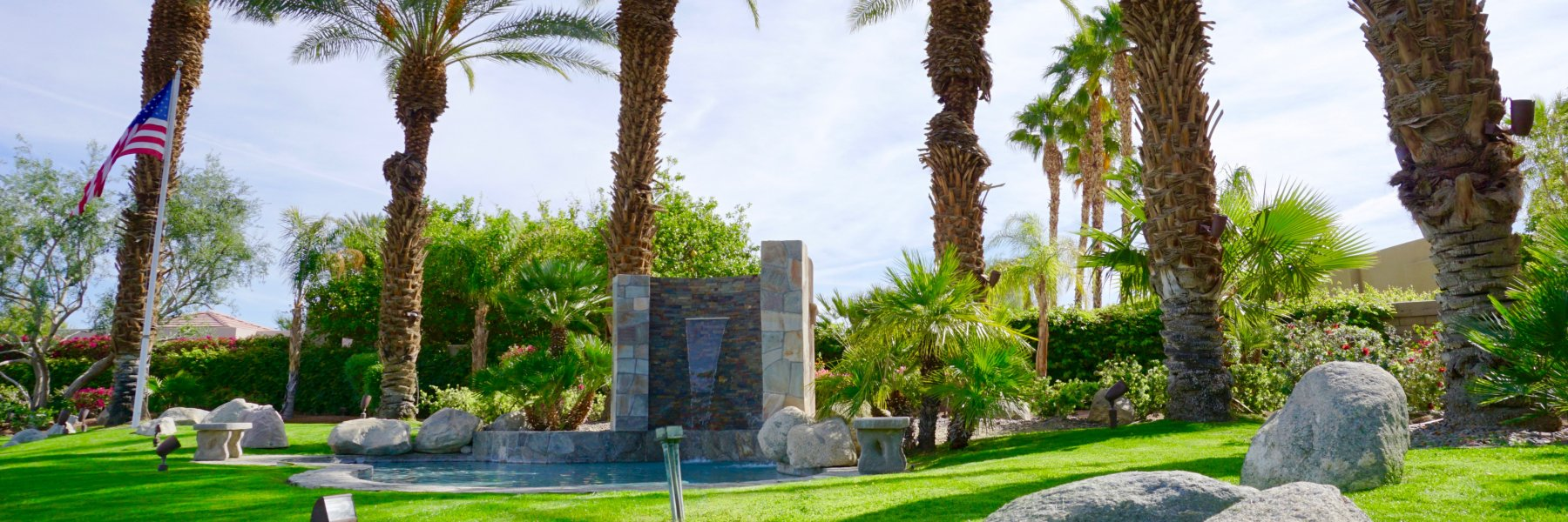 Painted Cove is a community of homes in La Quinta California