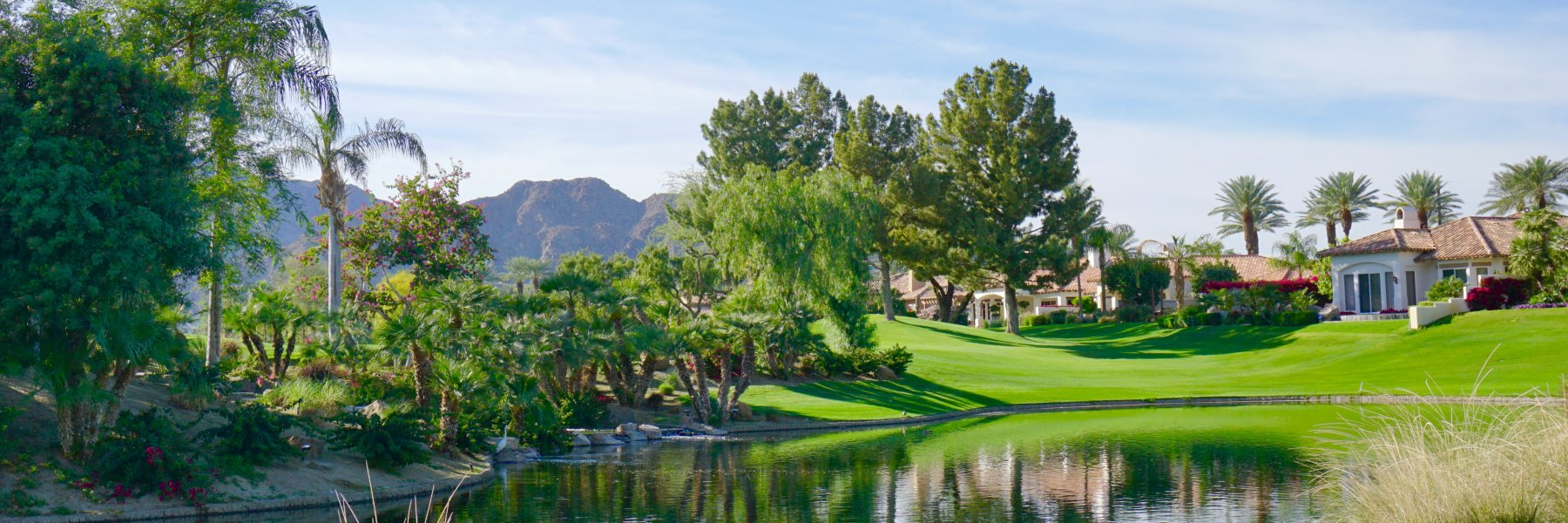 Rancho La Quinta Country Club is a community of homes in La Quinta California