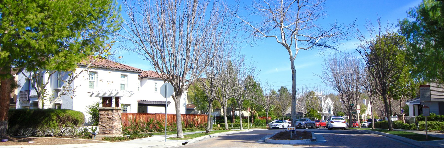 Tarleton is a community of homes in Ladera Ranch California