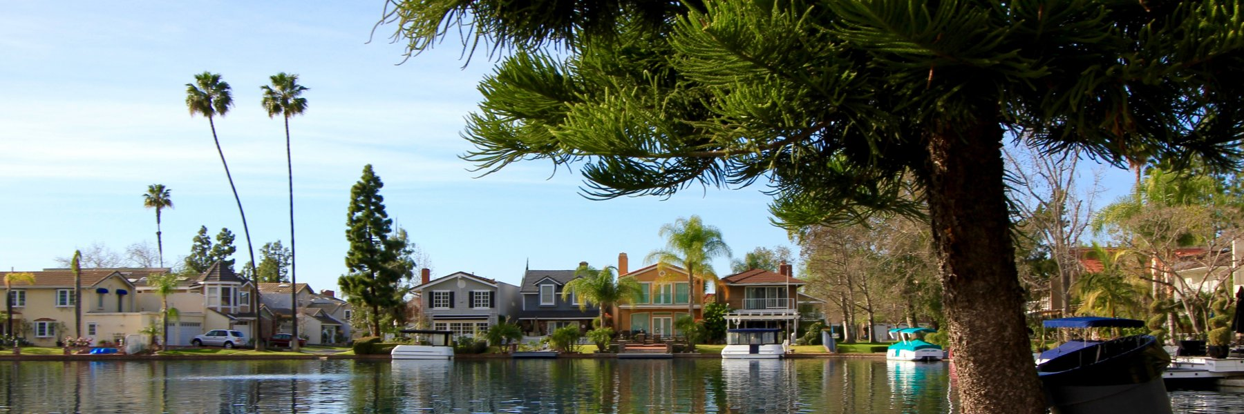 Lake Forest Keys is a community of homes in Lake Forest California