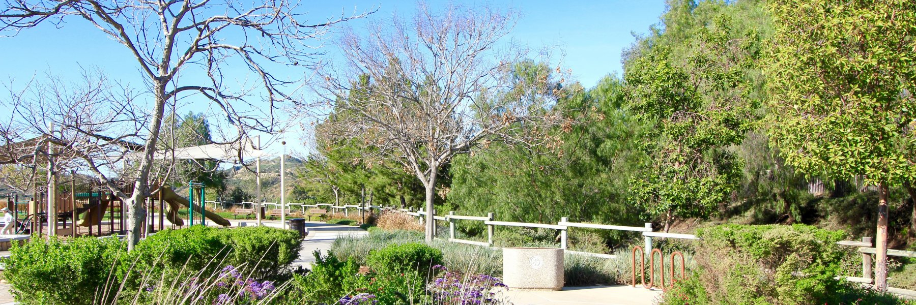 Portola Hills is a community of homes in Lake Forest California