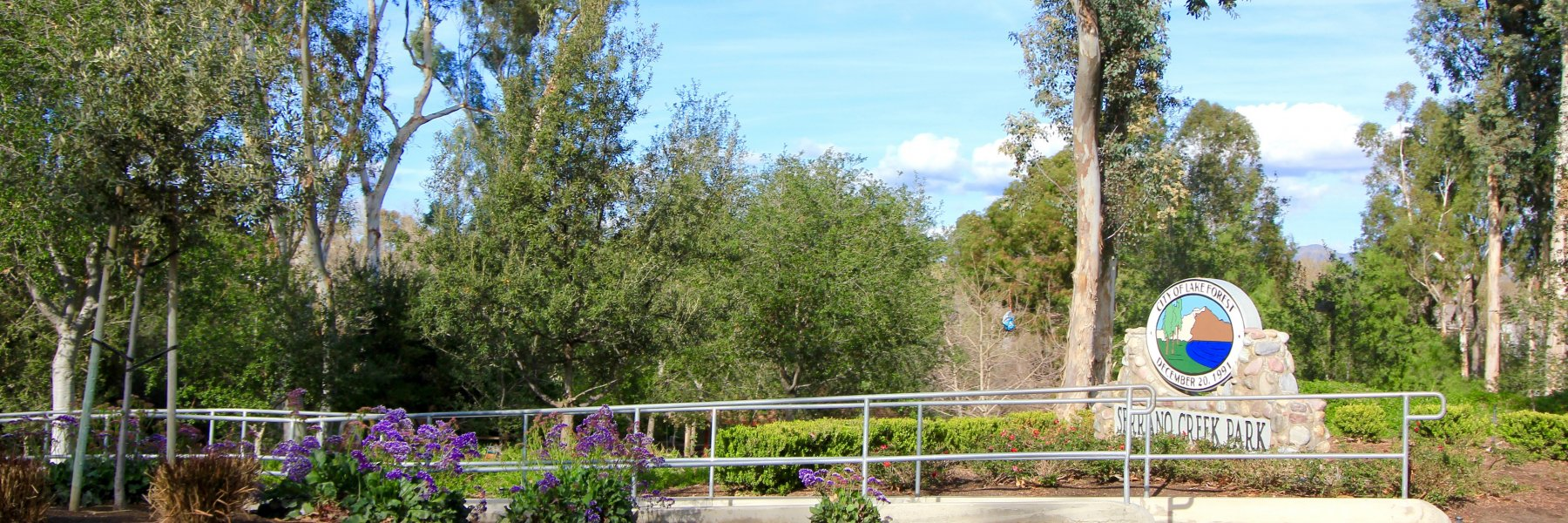 Serrano Park is a community of homes in Lake Forest California