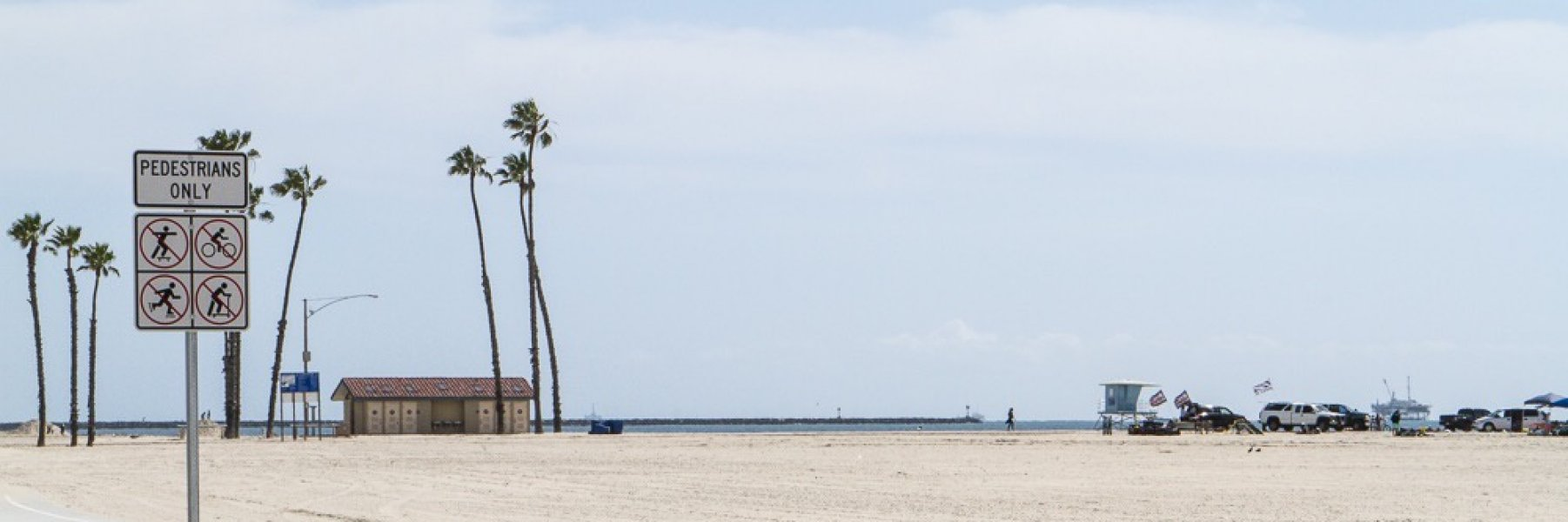 Belmont Shore is a community of homes in Long Beach California