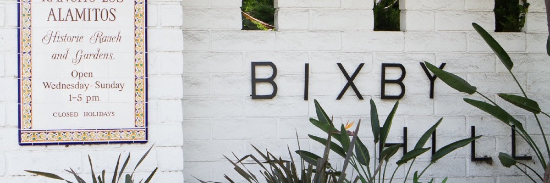 Bixby Hill is a community of homes in Long Beach California