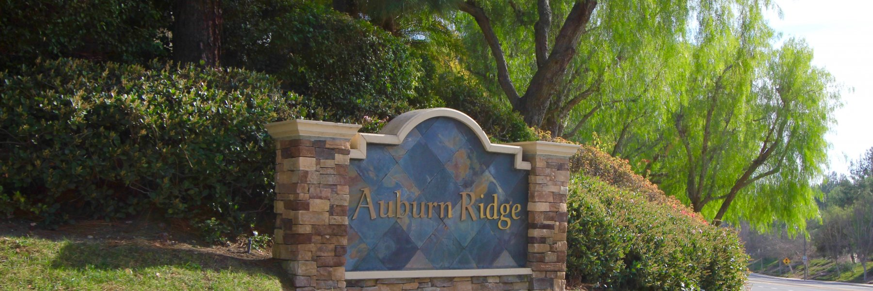 Auburn Ridge is a community of homes in Mission Viejo California