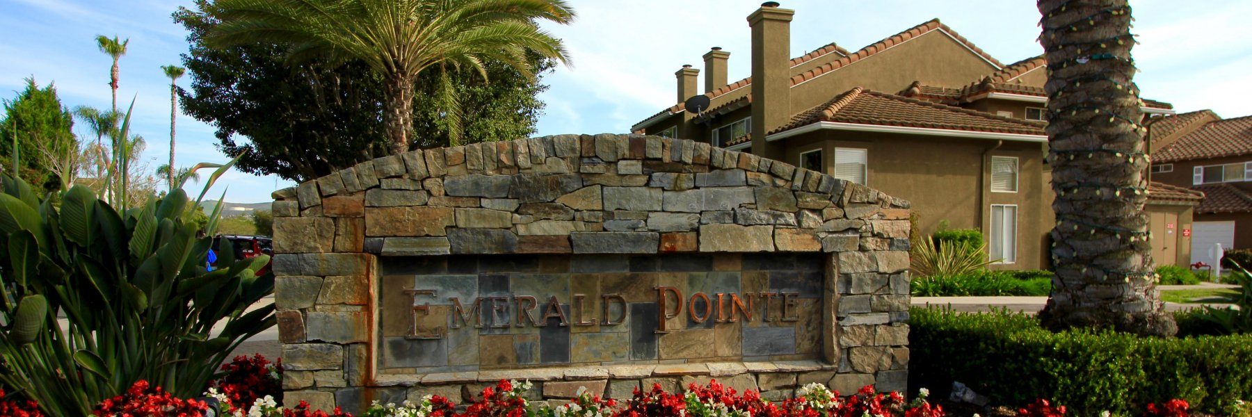 Emerald Pointe is a community of homes in Mission Viejo California