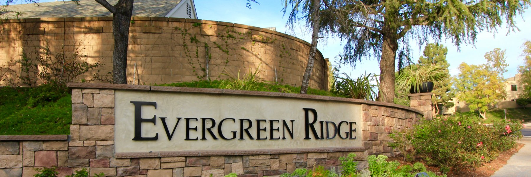 Evergreen Ridge is a community of homes in Mission Viejo California