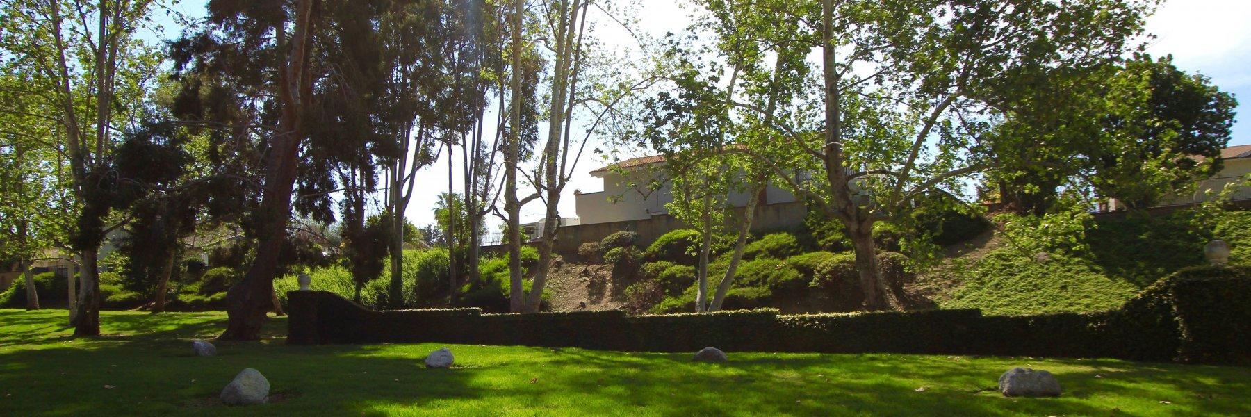 Granada is a community of homes in Mission Viejo California