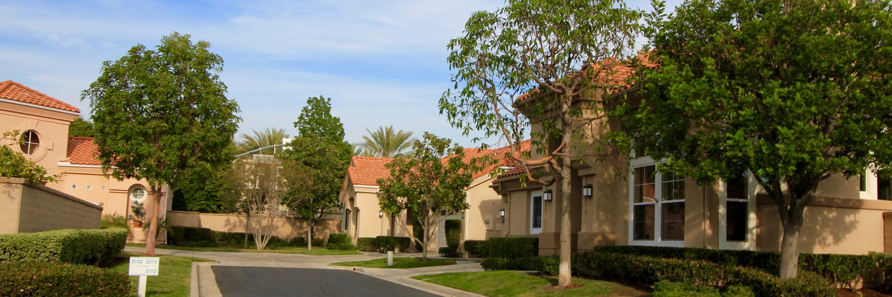 Palmia Terraces is a community of homes in Mission Viejo California