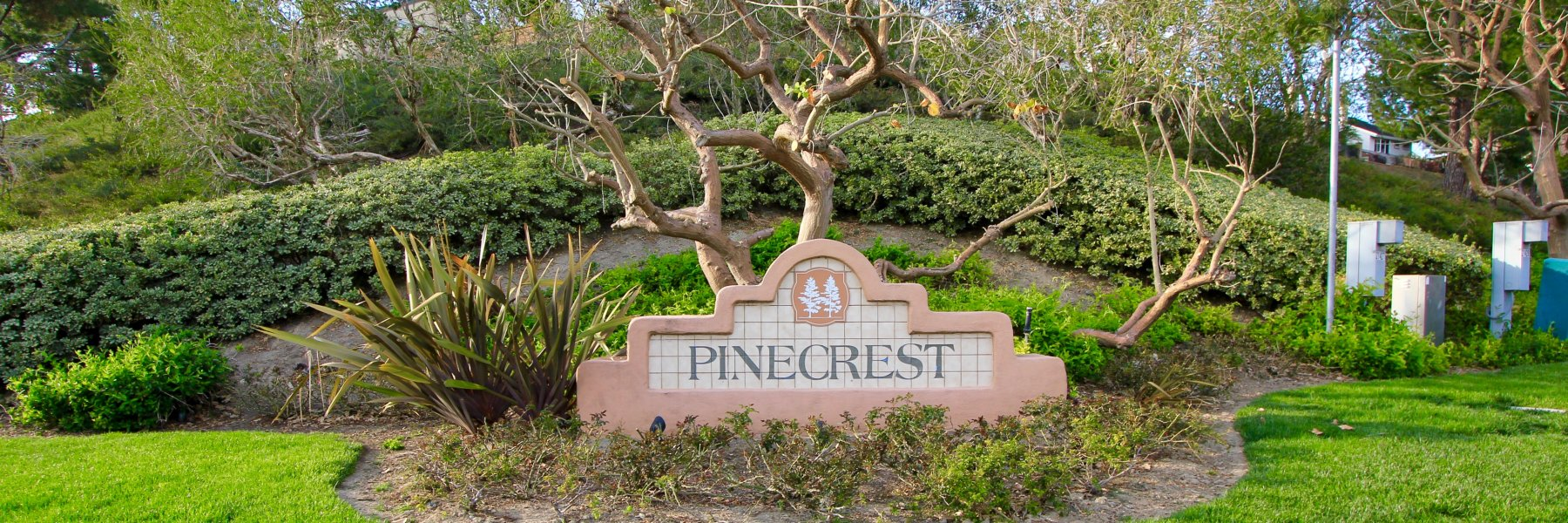 Pinecrest is a community of homes in Mission Viejo California