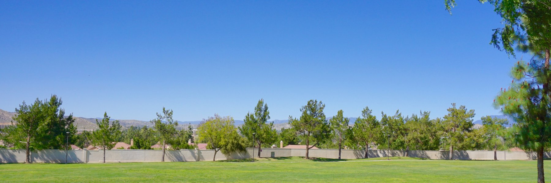 Mountain View is a community of homes in Moreno Valley California