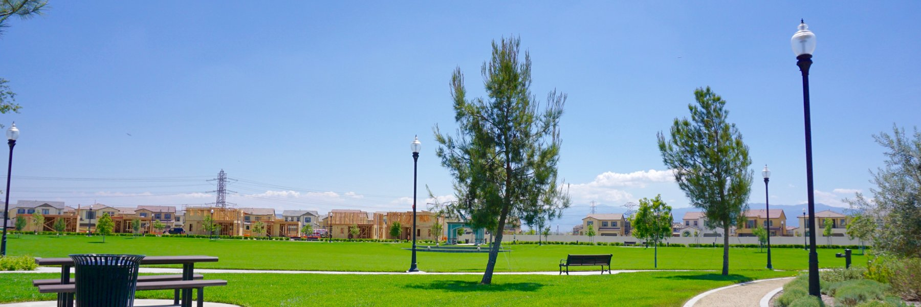 Park Place is a community of homes in Ontario California