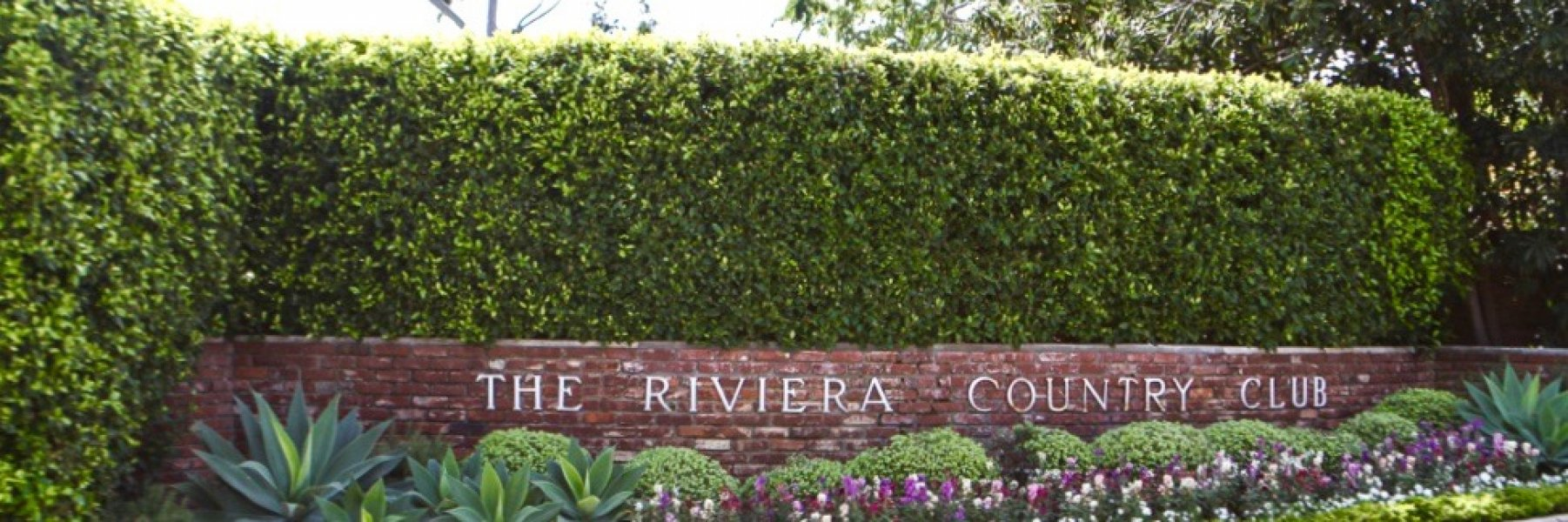 Riviera is a community of homes in Pacific Palisades California