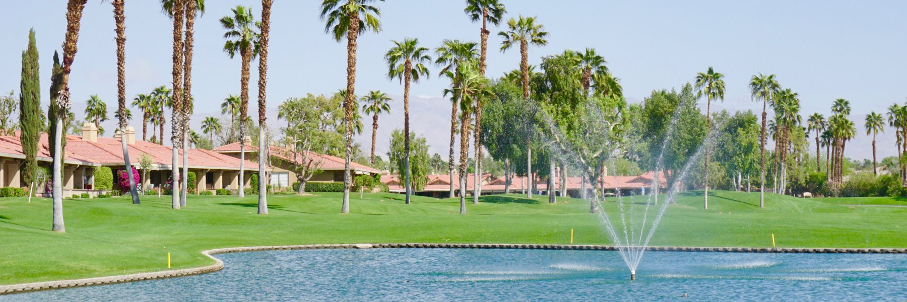Chaparral Country Club is a community of homes in Palm Desert California