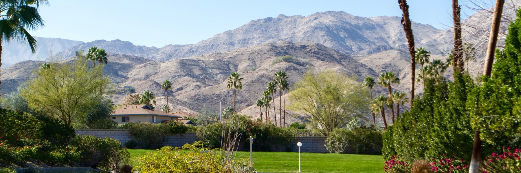 Deep Canyon Tennis Club is a community of condos in Palm Desert California