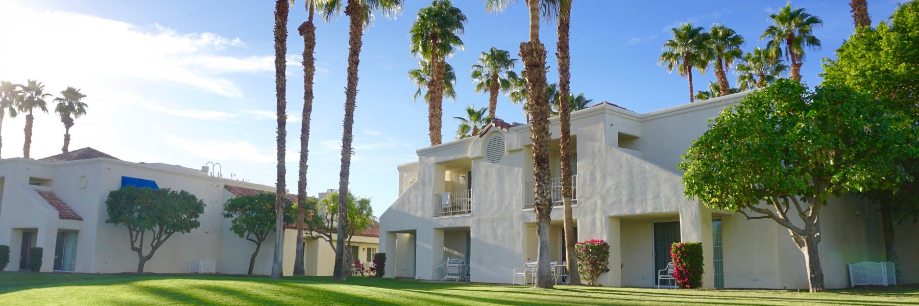 Desert Breezes is a community of condos in Palm Desert California