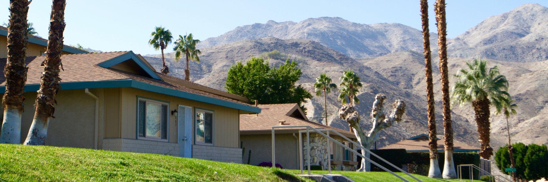 Indian Creek Villas is a community of condos in Palm Desert California