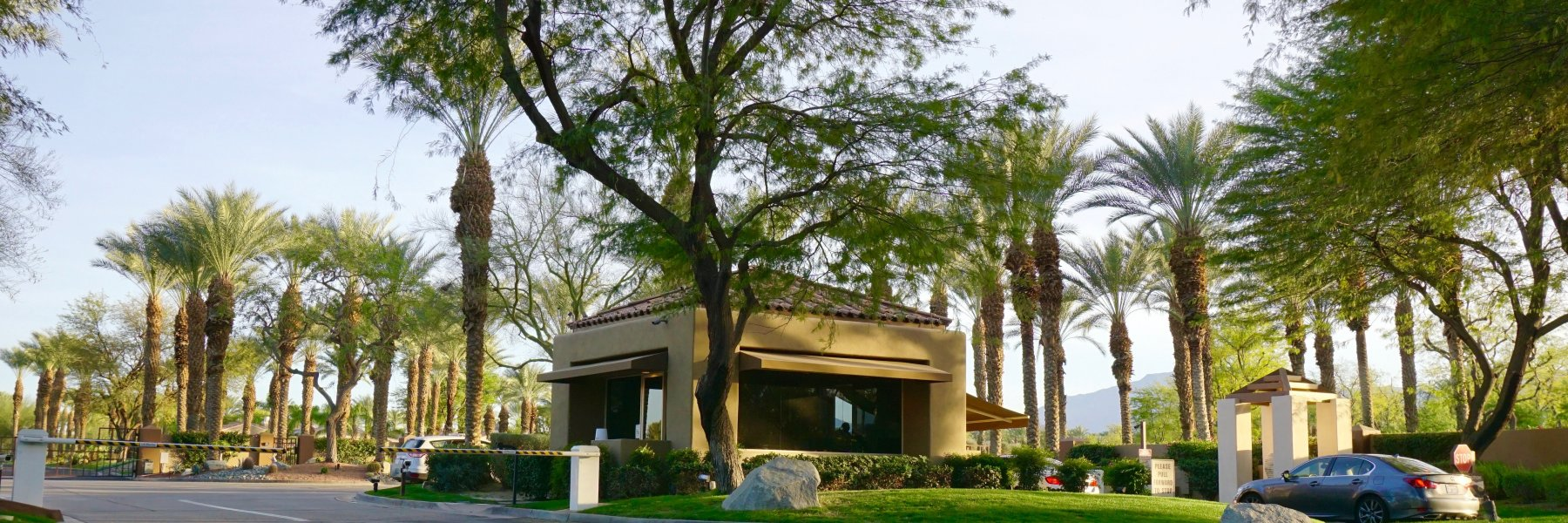 Indian Ridge Country Club is a community of homes in Palm Desert California