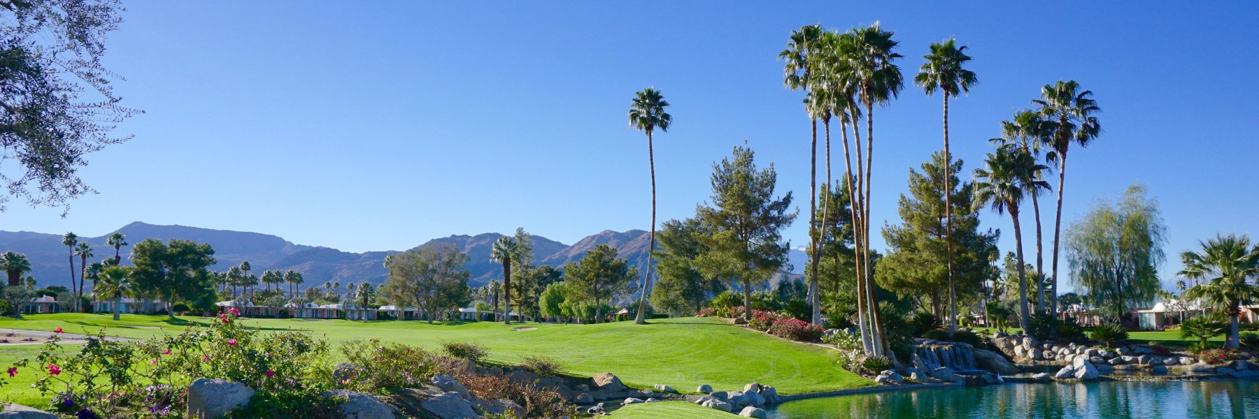 Marrakesh Country Club is a community of homes in Palm Desert California