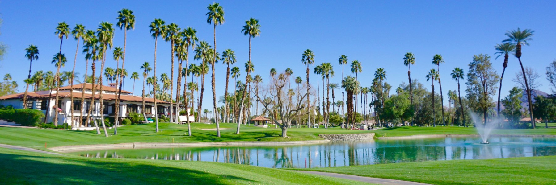 Monterey Country Club is a community of homes in Palm Desert California