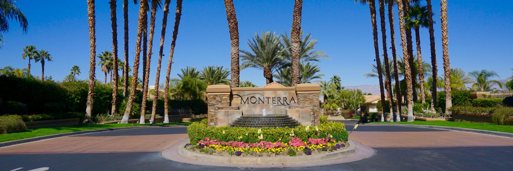 Monterra is a community of homes in Palm Desert California