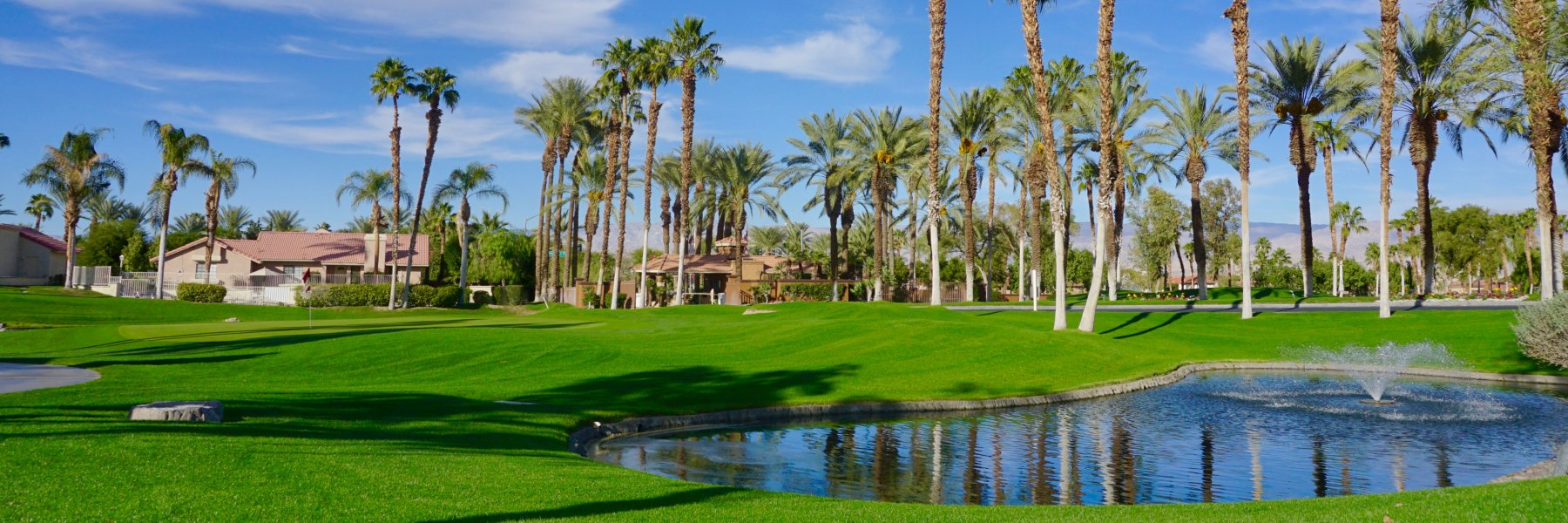 Oasis Country Club is a community of homes in Palm Desert California