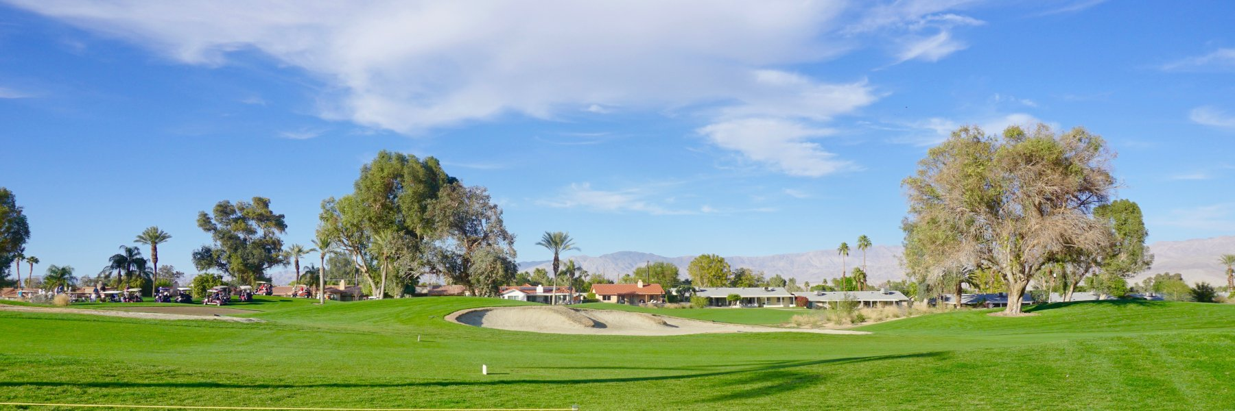 Palm Desert Country Club is a community of homes in Palm Desert California