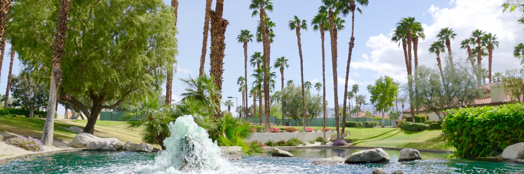 Park Palms is a community of homes in Palm Desert California