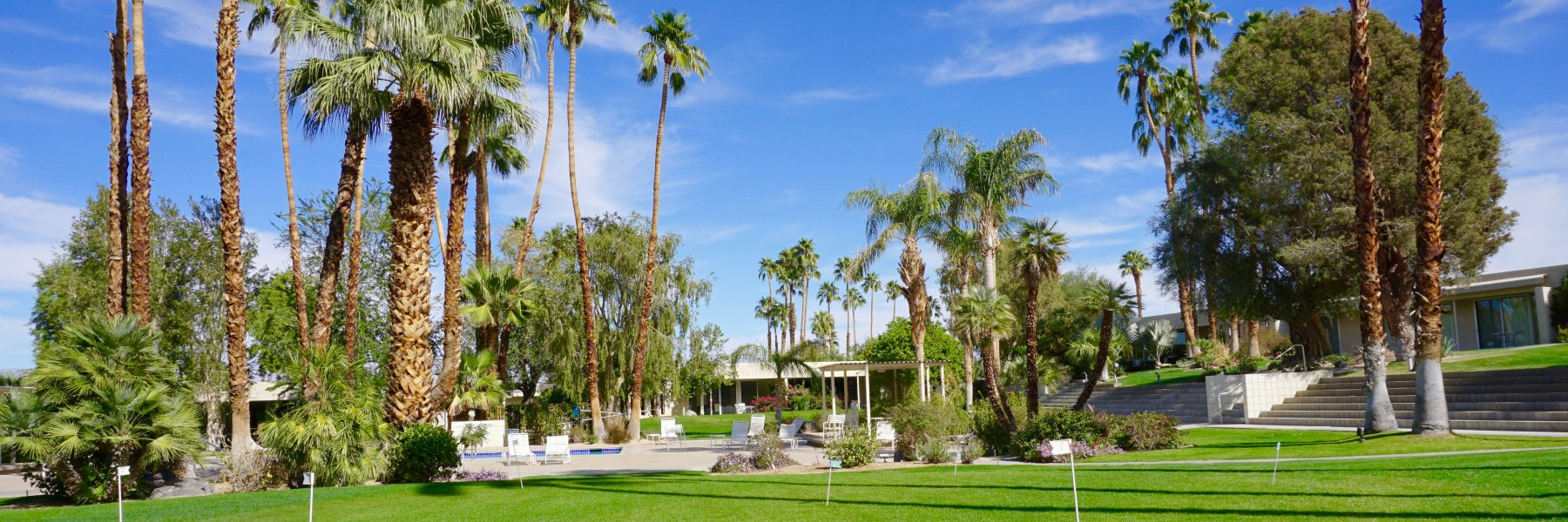 Sandpiper is a community of homes in Palm Desert California