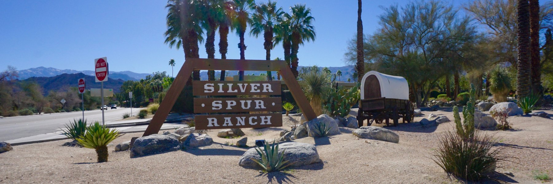 Silver Spur Ranch is a community of homes in Palm Desert California