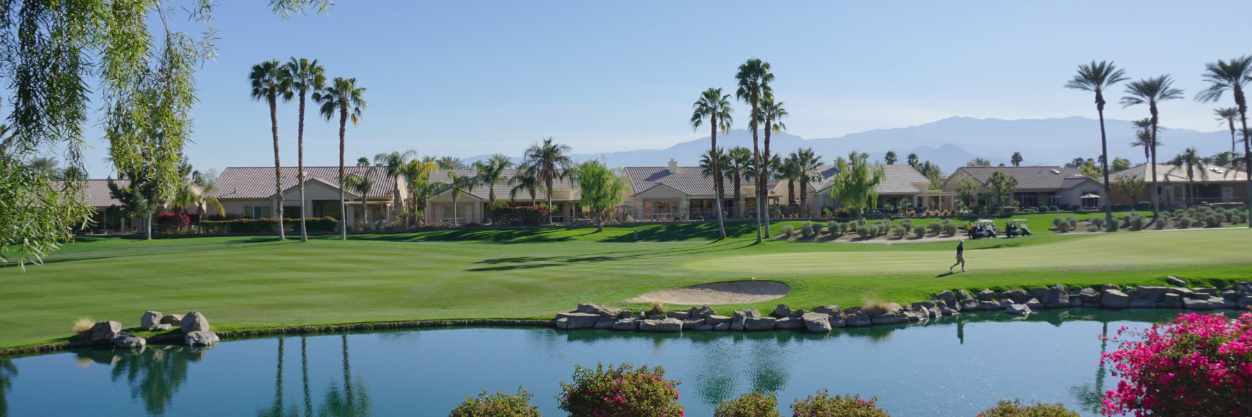 Sun City is a community of homes in Palm Desert California