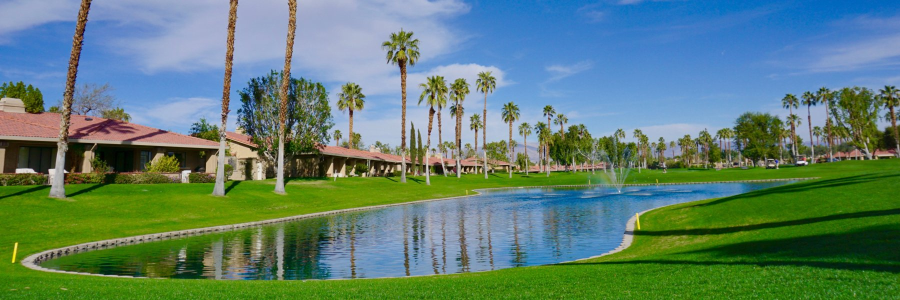 Sun Terrace is a community of homes in Palm Desert California