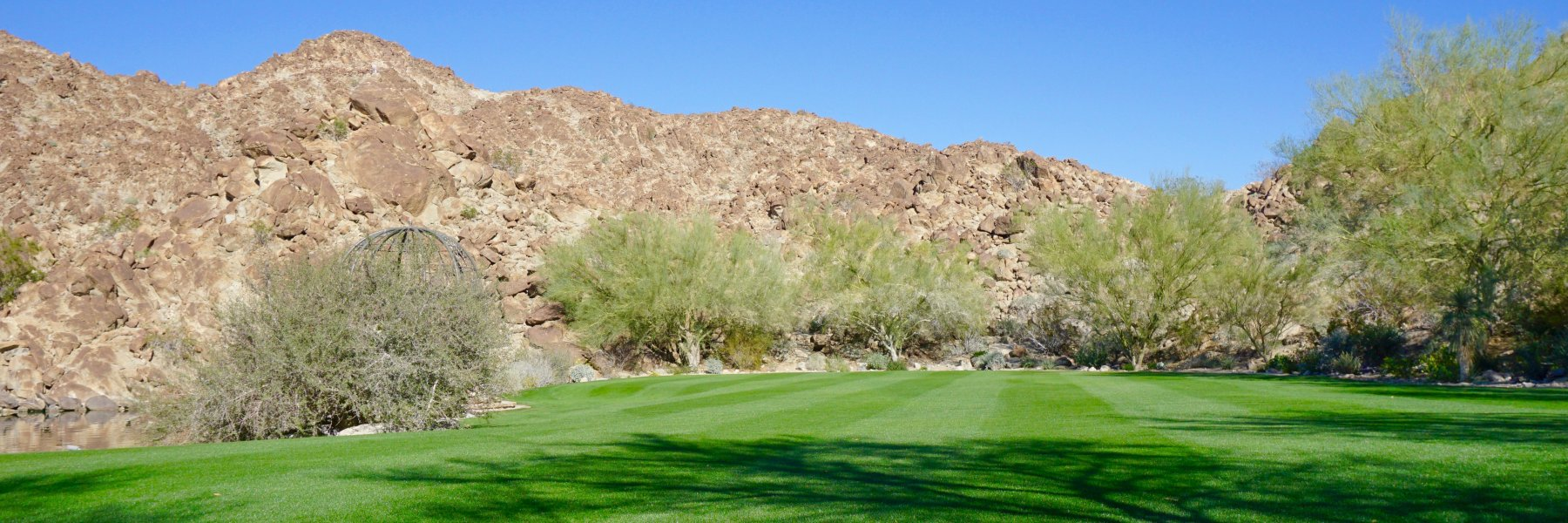 The Reserve is a community of homes in Palm Desert California