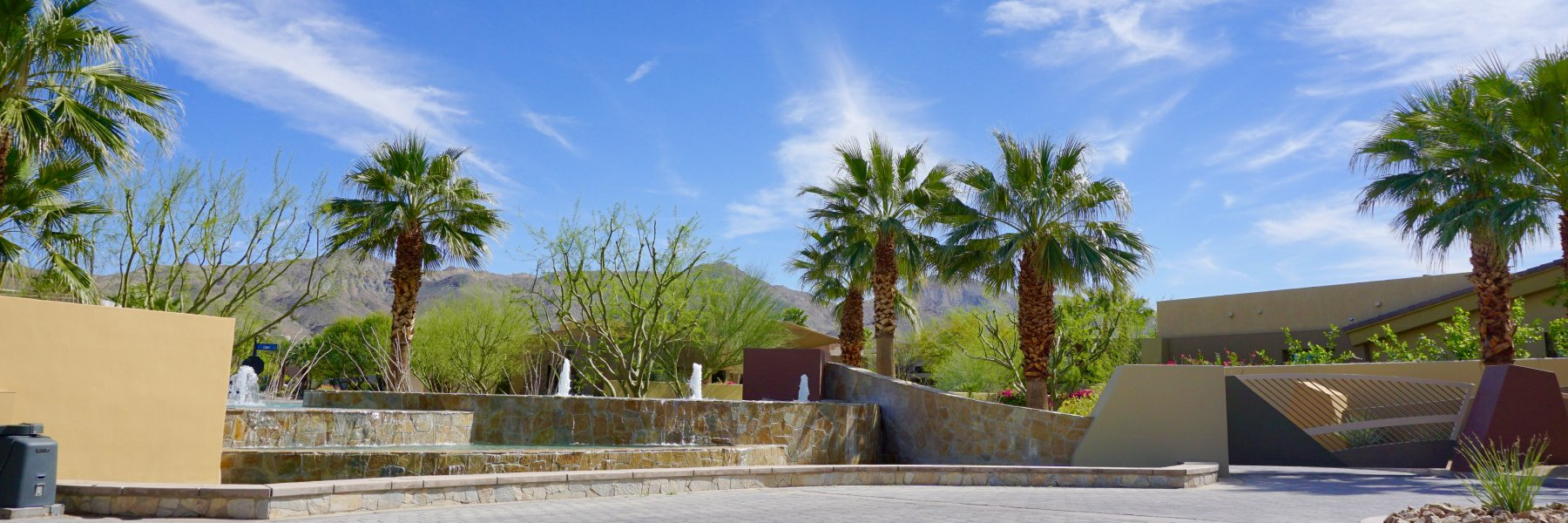 Alta is a community of homes in Palm Springs California