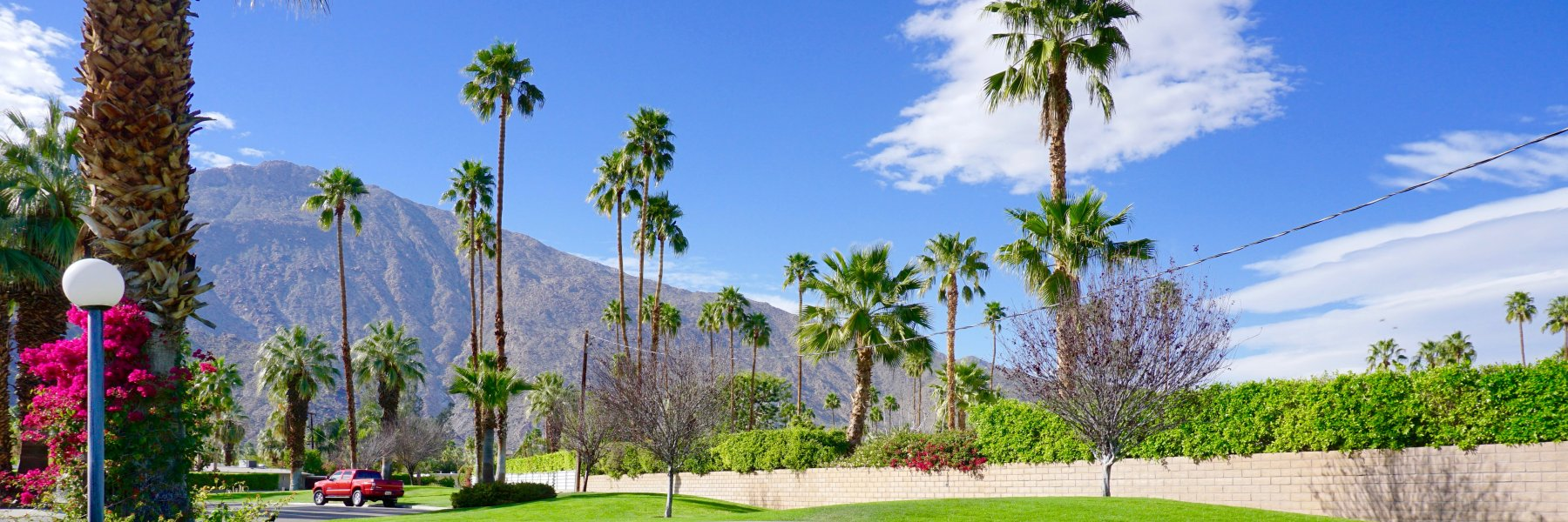 Biltmore is a community of homes in Palm Springs California