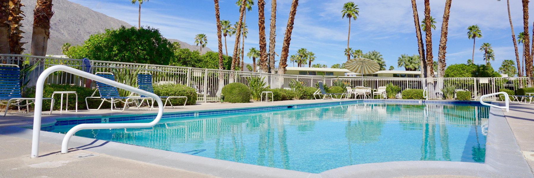 Canyon Estates is a community of homes in Palm Springs California