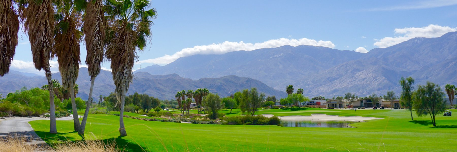 Escena is a community of homes in Palm Springs California