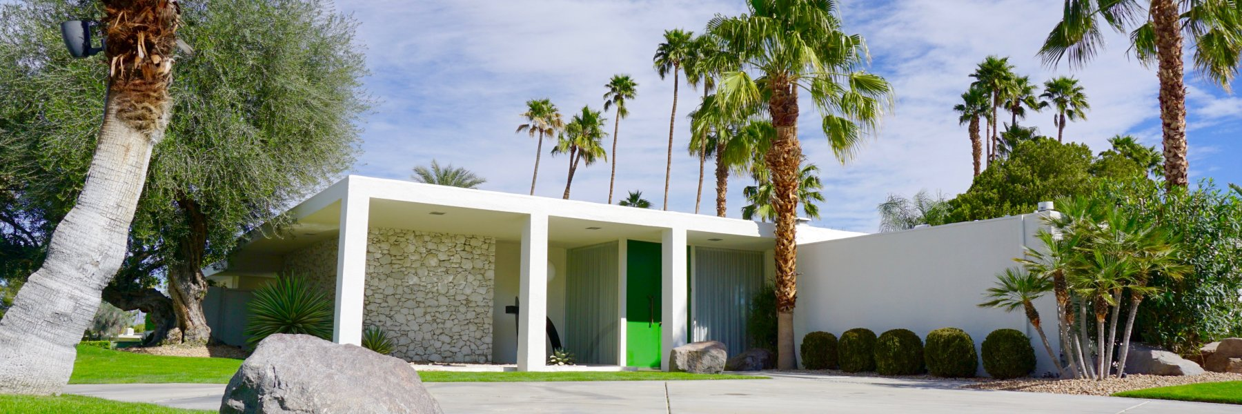 Indian Canyons is a community of homes in Palm Springs California