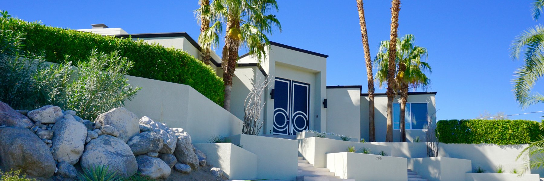 Little Tuscany is a community of homes in Palm Springs California