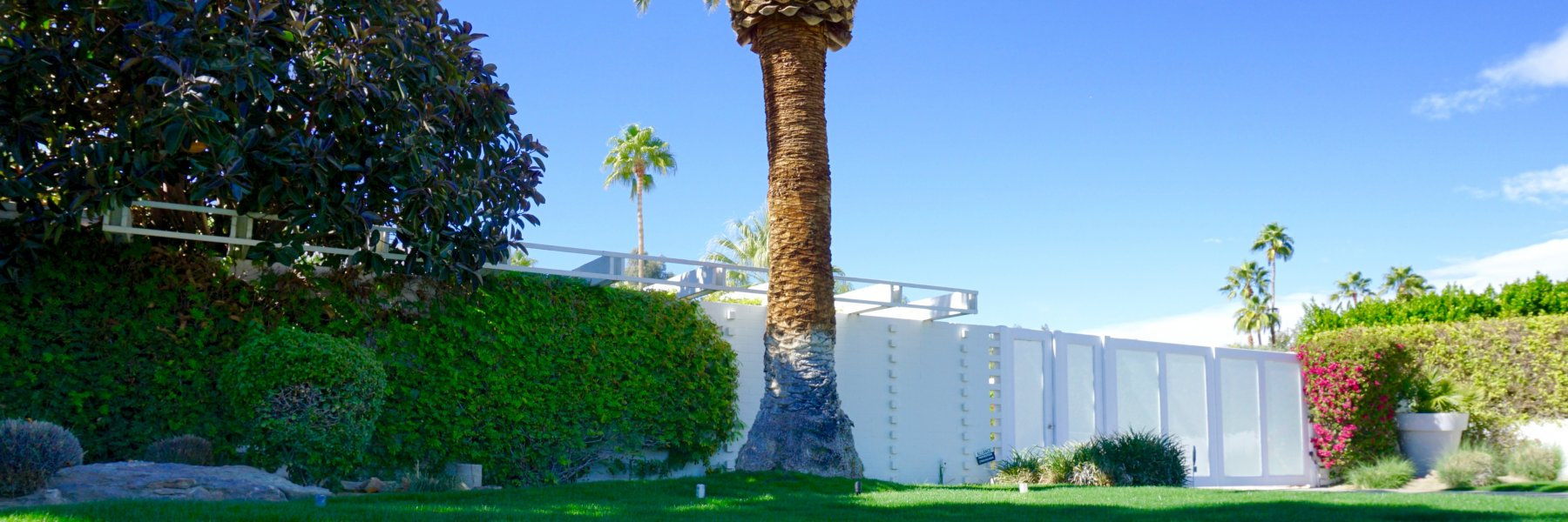 Movie Colony is a community of homes in Palm Springs California