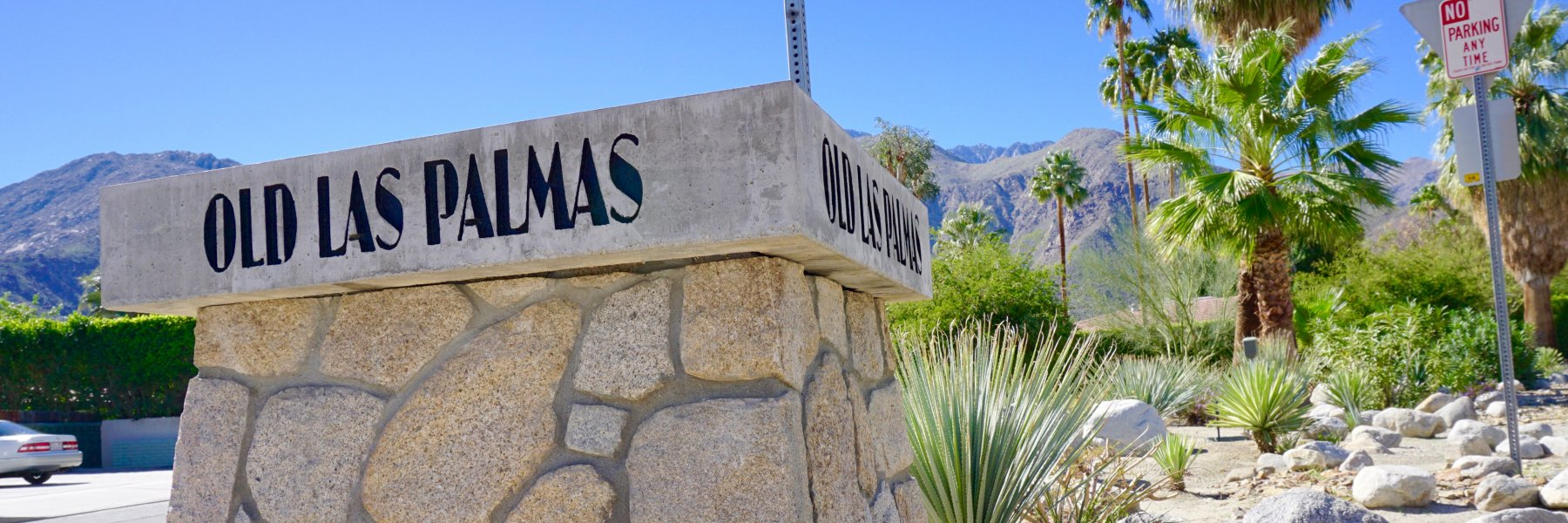 Old Las Palmas is a community of homes in Palm Springs California