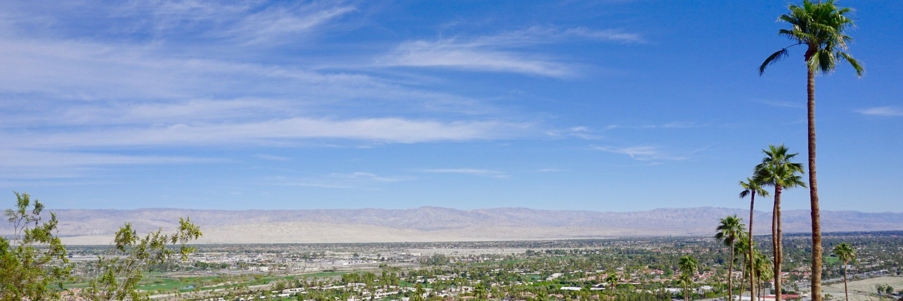 Southridge is a community of homes in Palm Springs California