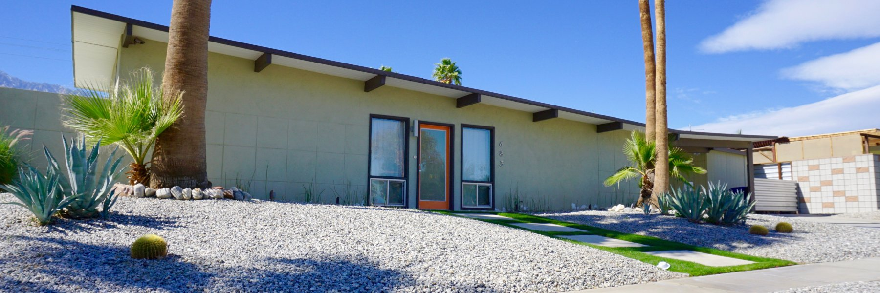 Sun Villas is a community of homes in Palm Springs California