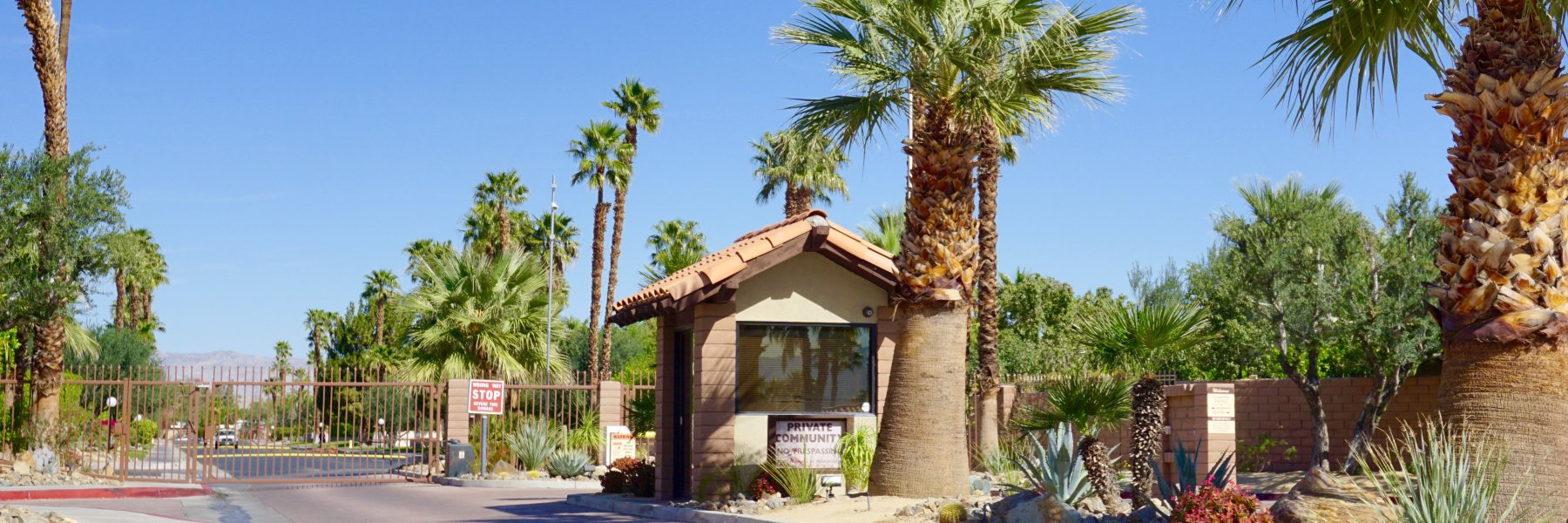Sunrise Palms is a community of homes in Palm Springs California